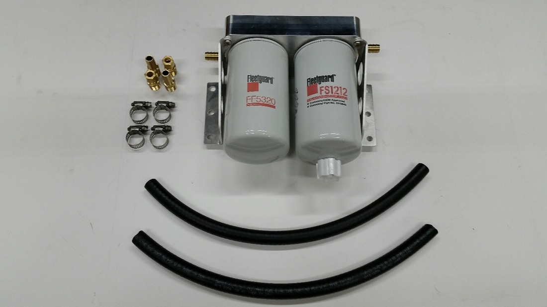 Fuel Filter Kit U0026 39 S  Rex Technology Llc