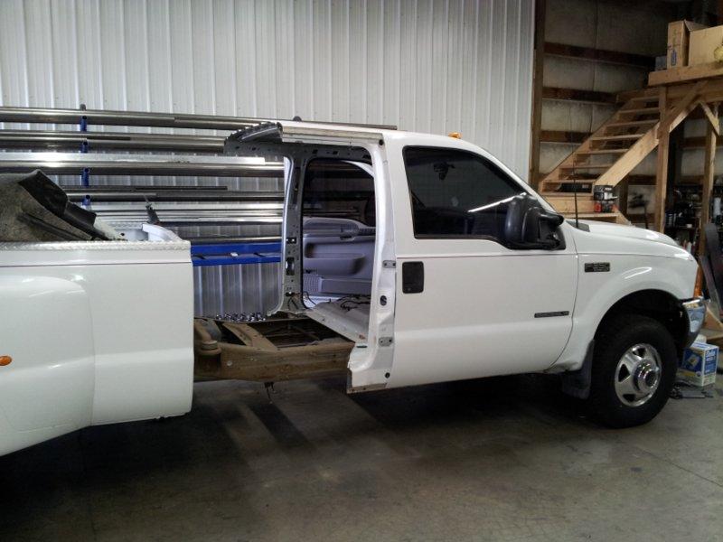 6 Door Truck >> 6 Door Conversion S T Rex Technology Llc
